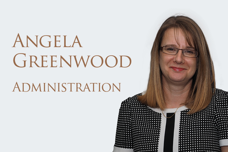 Five Minutes With...Angela Greenwood