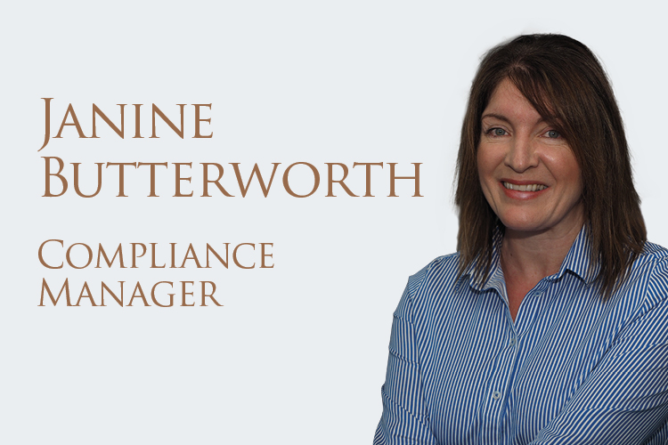 Five Minutes With... Janine Butterworth