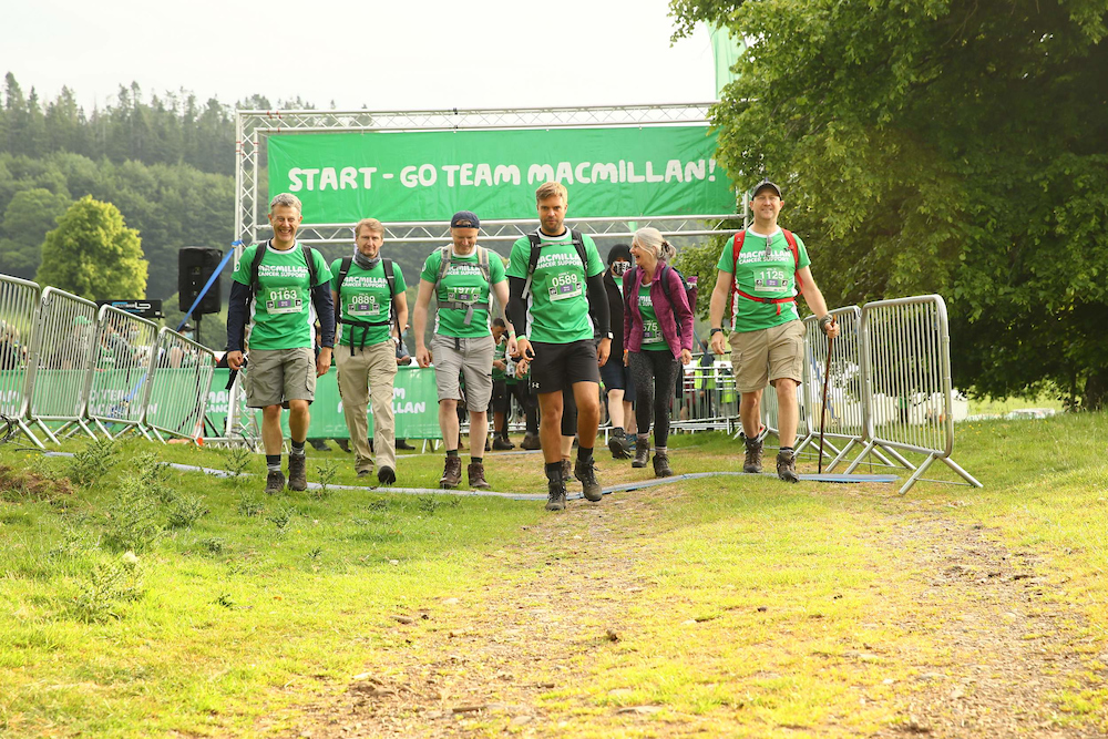 A mighty effort for the MacMillan Mighty Hike June 2021