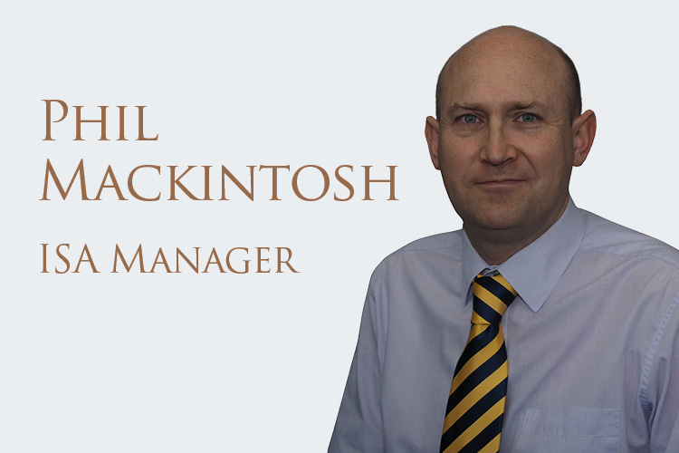 Five Minutes With . . . Phil Mackintosh