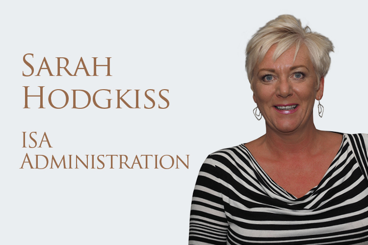 Five Minutes With...Sarah Hodgkiss