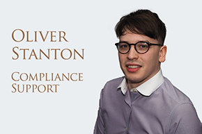 Five Minutes With...Oliver Stanton