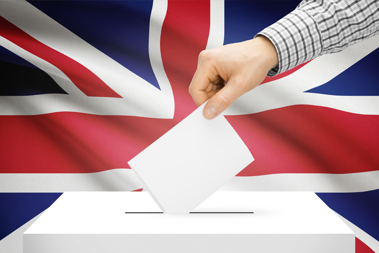 The election - a political event not an economic event